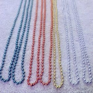FREE with any purchase - Bundle of 7 Beaded Necklaces
